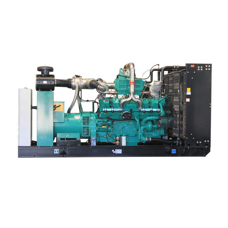 15kva-500kva Open/Silent Nature Gas Generator Sets-22