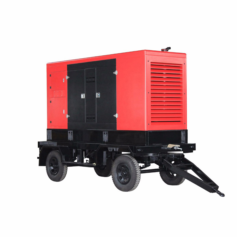 Moveable/trailer Type Diesel Generator Set-22