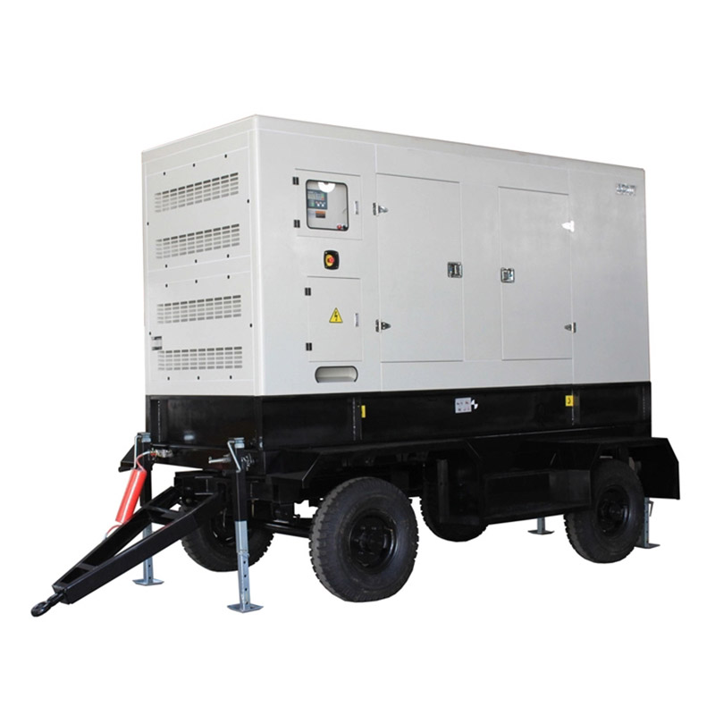 Moveable/trailer Type Diesel Generator Set-33