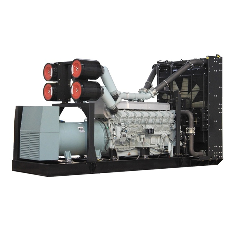 15kva-500kva Open/Silent Nature Gas Generator Sets-20