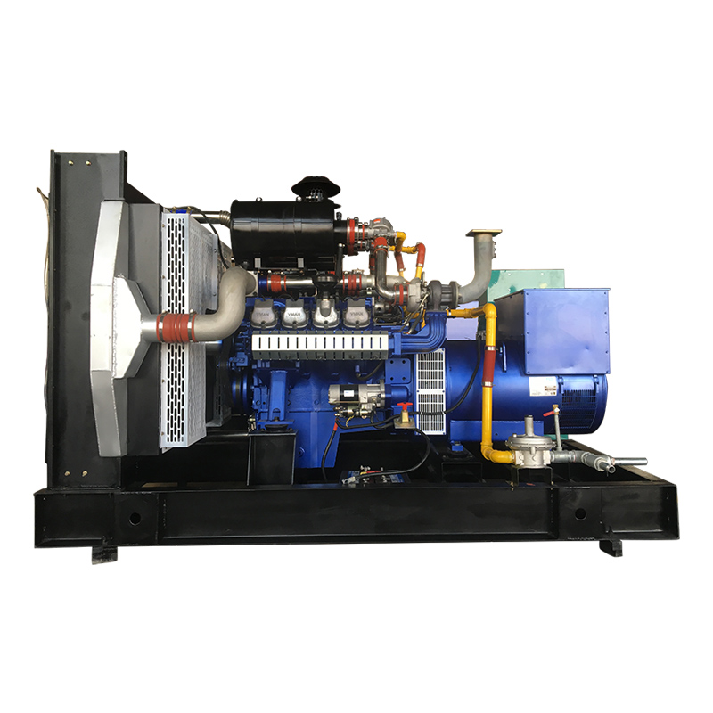 15kva-500kva Open/Silent Nature Gas Generator Sets-56